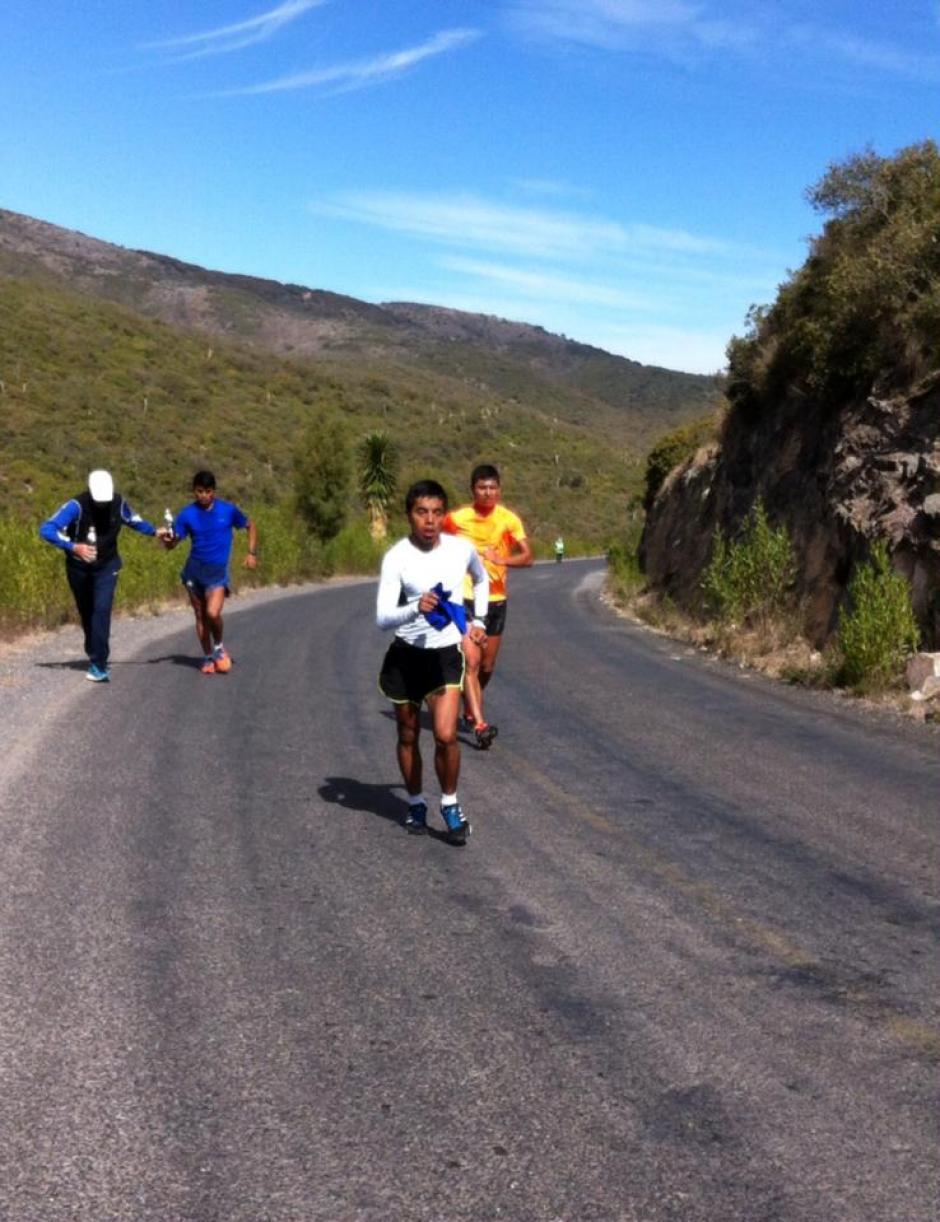 José Raymundo competirá en los 20 kilómetros de Río 2016. (Foto: Cortesía de Julio Urías)