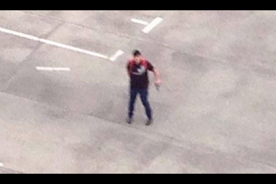 Así fue identificado el joven por las autoridades. (Foto: CNN)