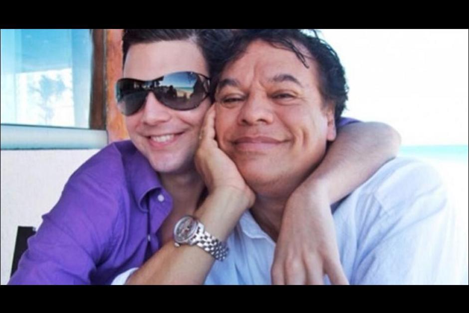 Juan Gabriel apadrinó la carrera como cantante de Jas Devael. (Foto: Archivo)