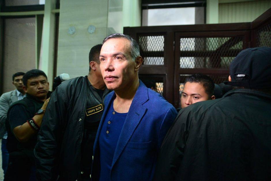 Juan de Dios Rodríguez, expresidente de la Junta Directiva del IGSS es uno de los sindicados por el fraude. (Foto: Wilder López/Soy502)