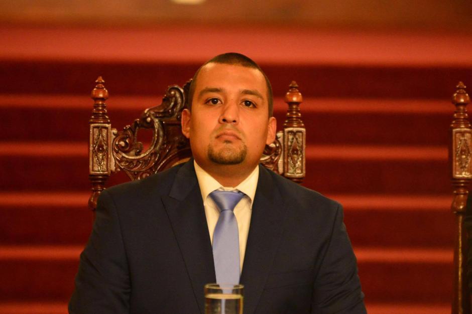 Juan Francisco Solórzano Foppa fue nombrado como el nuevo jefe de la SAT. (Foto: Jesús Alfonso/Soy502)