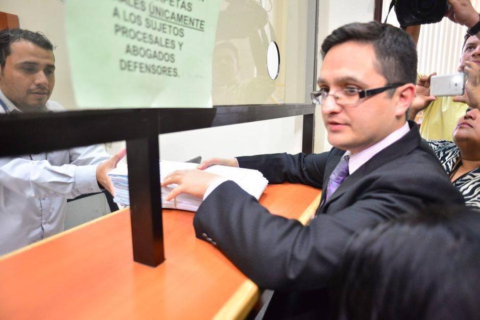 La Fiscalía Especial Contra la Impunidad solicitó el expediente de Vásquez. (Foto: Archivo/Soy502)