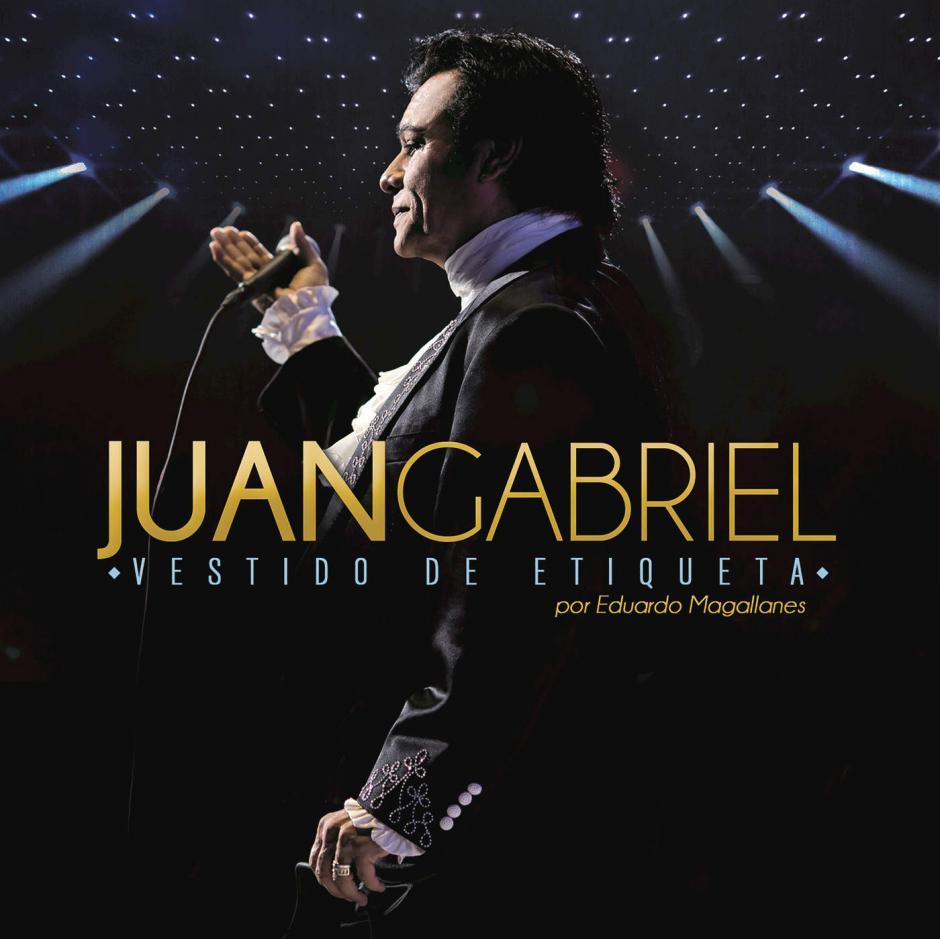 El más reciente disco de Juan Gabriel salió al mercado el 12 de agosto pasado. (Foto: extosm4a.com)