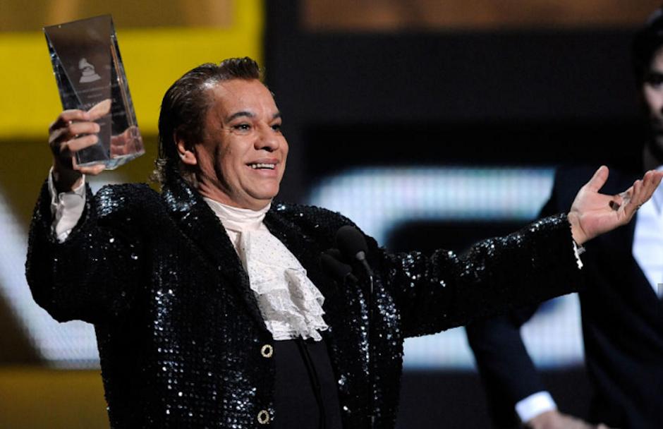 El Divo de Juárez, fue premiado en los Latin Grammy 2016. (Foto: Univisión)