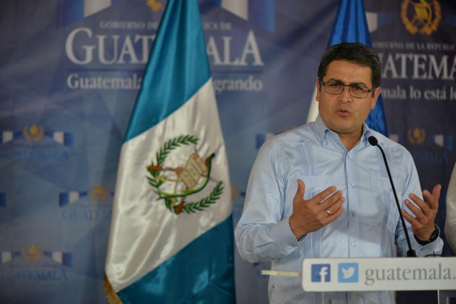 Hernández señaló que para combatir las maras se necesitan recursos económicos. (Foto: Wilder López/Soy502)