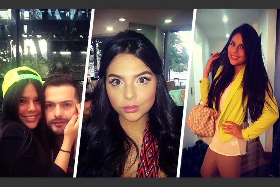 Ella es Juanita la hermanita de James Rodríguez. (Foto: Instagram)