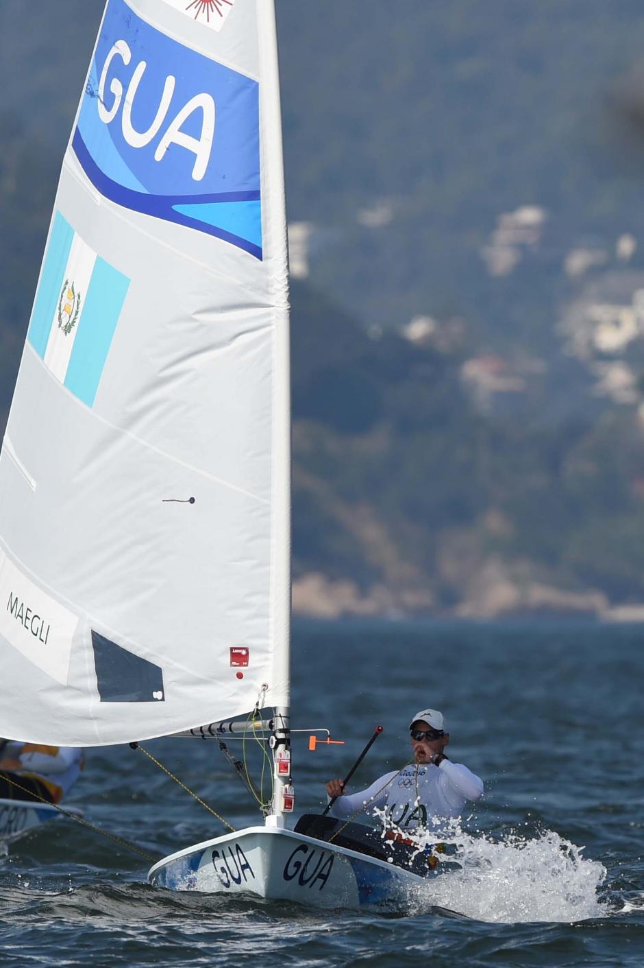 """""""Juani"""" disputó sus terceros Juegos Olímpicos. (Foto: Sergio Muñoz/Enviado de ACD)"""
