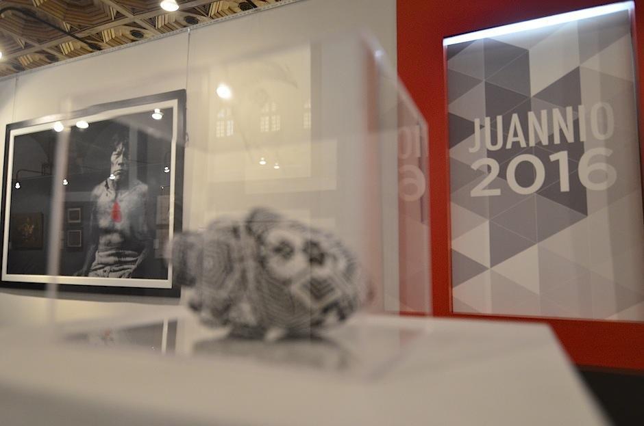Juannio, exposición del 1 al 29 de junio de 2016. (Foto: Selene Mejía/Soy502)