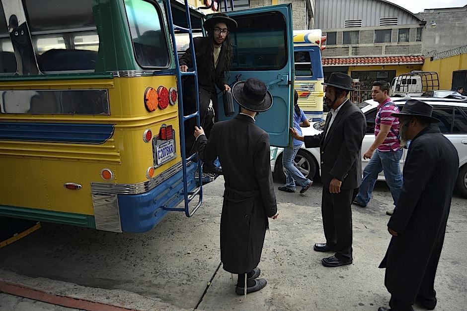 Los judíos fueron acusados de perturbar las costumbres de Sololá. Ellos insisten en que son personas de paz. (Foto: Deccio Serrano/Soy502).