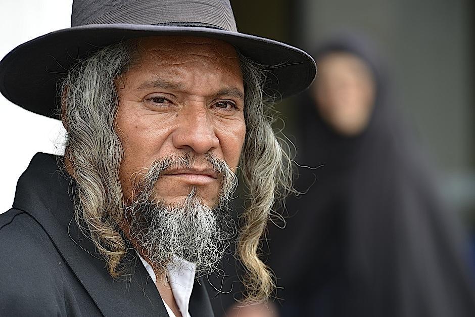 En la comunidad judía de Lev Tahor es multicultaral: también cuenta con guatemaltecos conversos. (Foto: Deccio Serrano/Soy502)