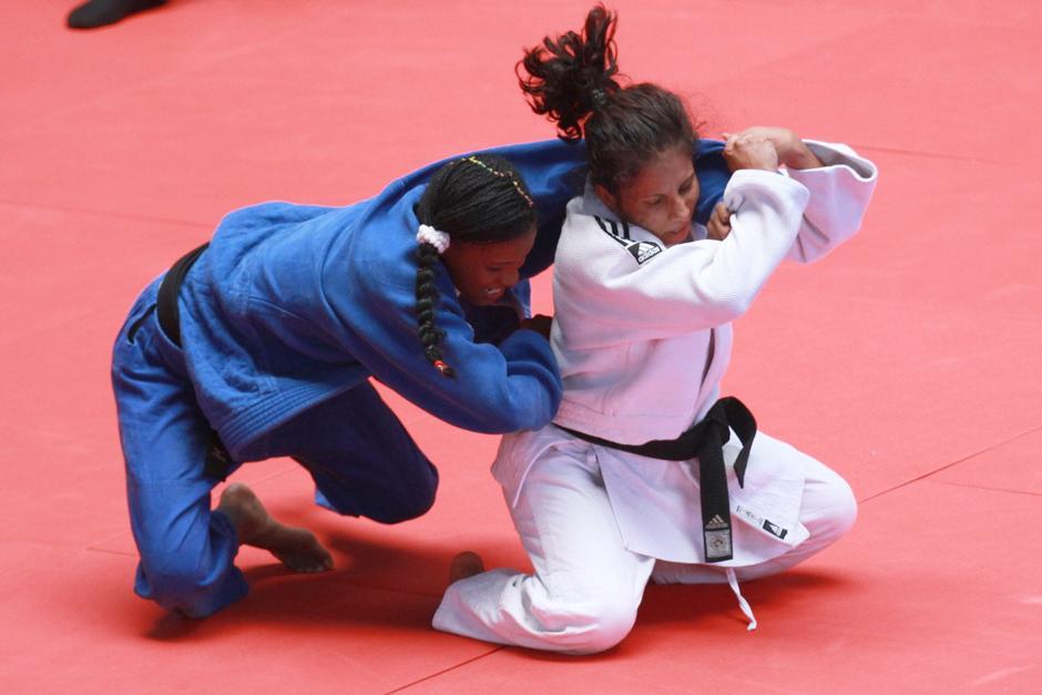 Judo, Cog, Juegos Centroamericanos y del Caribe