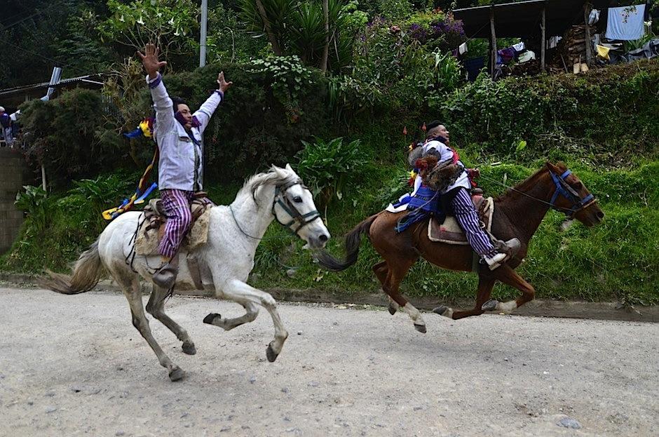 El juego nació durante la conquista, como una forma de retar a los españoles. (Foto: Selene Mejía/Soy502)