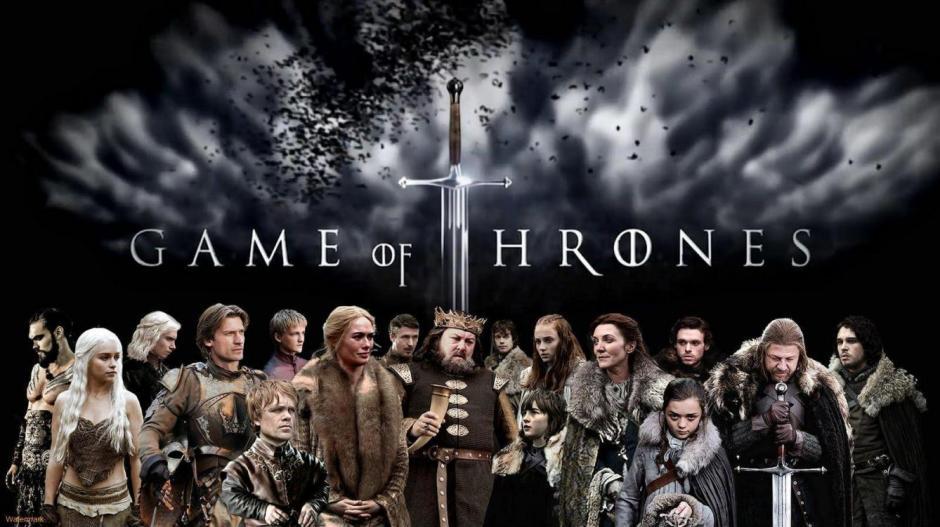 Juego de tronos no se quedó atrás. (Foto: Game of Thrones)