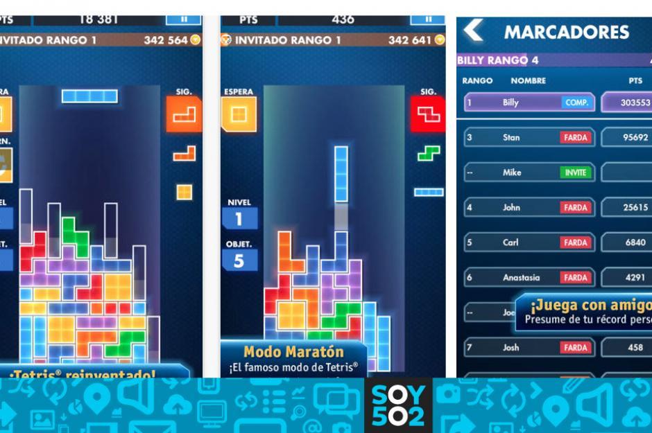 Descarga Tetris Para Iphone Soy502
