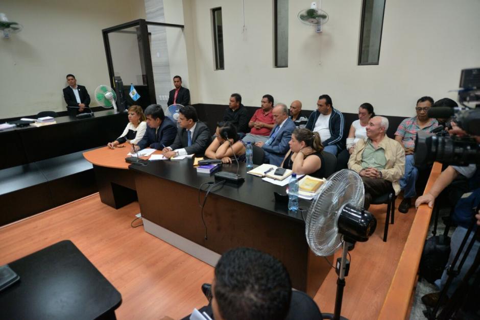 Los implicados fueron enviados a la prisión de Mariscal Zavala.  (Foto: Wilder López/Soy502)