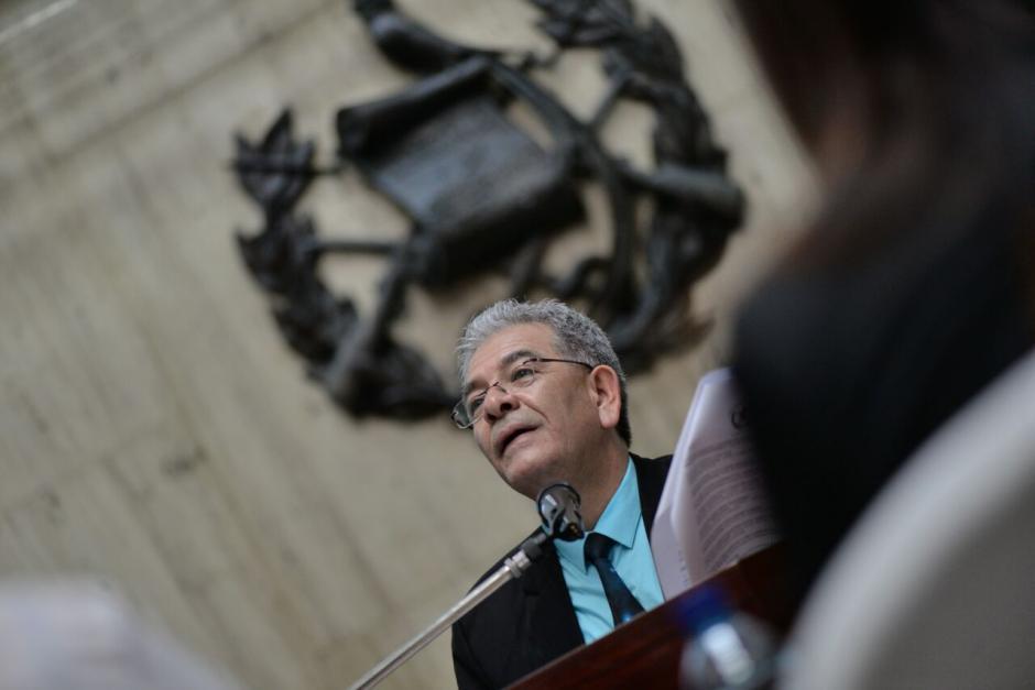 Según Gálvez esta es una fase del mismo proceso que el caso TCQ.  (Foto: Wilder López/Soy502)