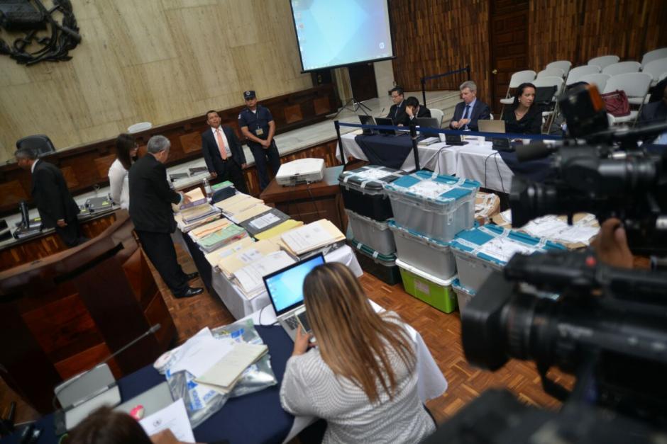 El juez Gálvez aseguró que su resolución no estará relacionada con la declaración de Juan Carlos Monzón.  (Foto: Wilder López/Soy502)