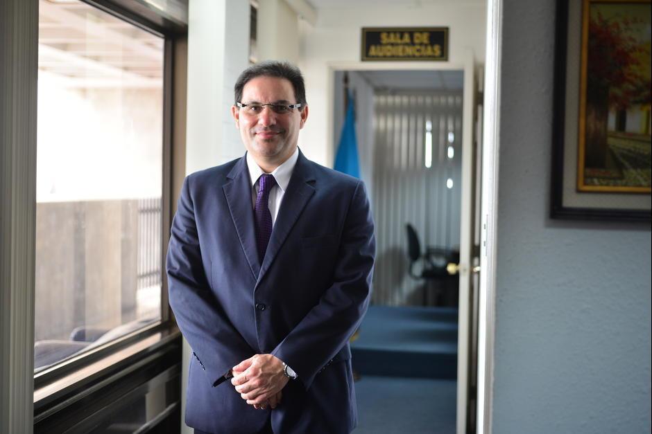 Los intentos de los abogados de Baldetti se han centrado en dejar fuera del proceso al Juez de Extinción de Dominio. (Foto Archivo/Soy502)