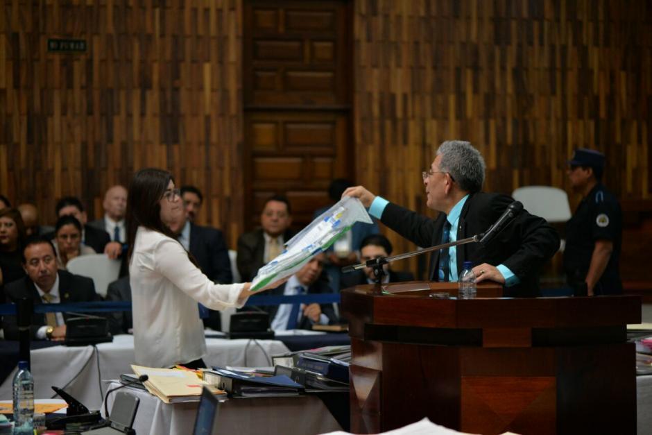 En este día 23 el juez dará a conocer en qué situación legal quedan los 57 imputados. (Foto: Wilder López/Soy502)