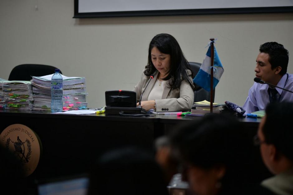 La jueza deberá resolver si Walter Mendoza enfrentará juicio o no. (Foto: Wilder López/Soy502)