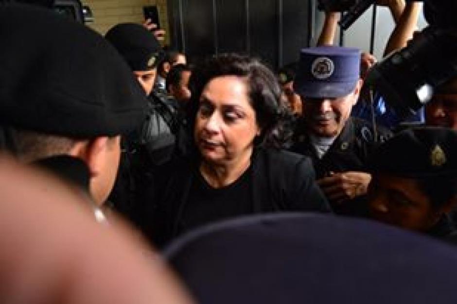La jueza Reinoso ha comprado propiedades que rebasan su capacidad de pago. (Foto: Jesús Alfonso/Soy502)