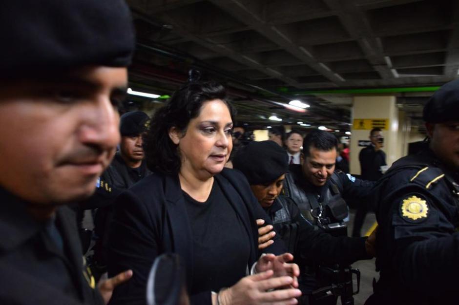 La jueza Jisela Yadel Reinoso Trujillo ha sido sindicada de lavado de dinero u otros activos, enriquecimiento ilícito y obstaculización a la acción penal.