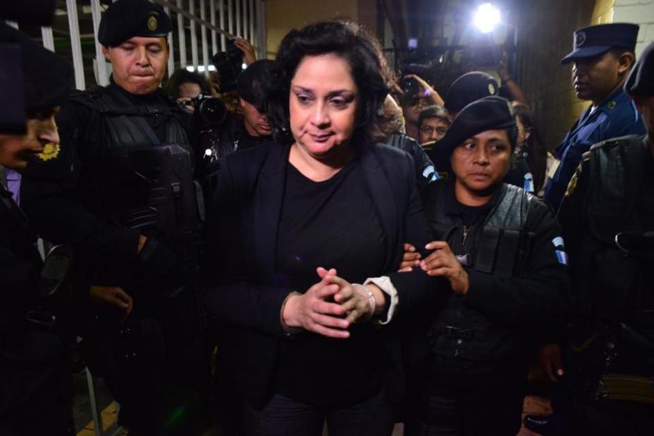Los delitos imputados a la jueza Jisela Reinoso se basan también por el presunto incremento injustificado del patrimonio. (Foto: Jesús Alfonso/Soy502)
