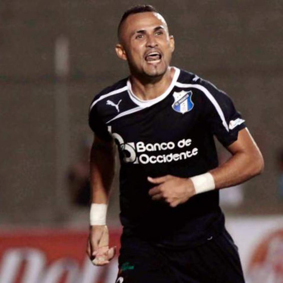El zaguero catracho Jorge Zaldívar debutará en el fútbol guatemalteco. (Foto: Archivo)