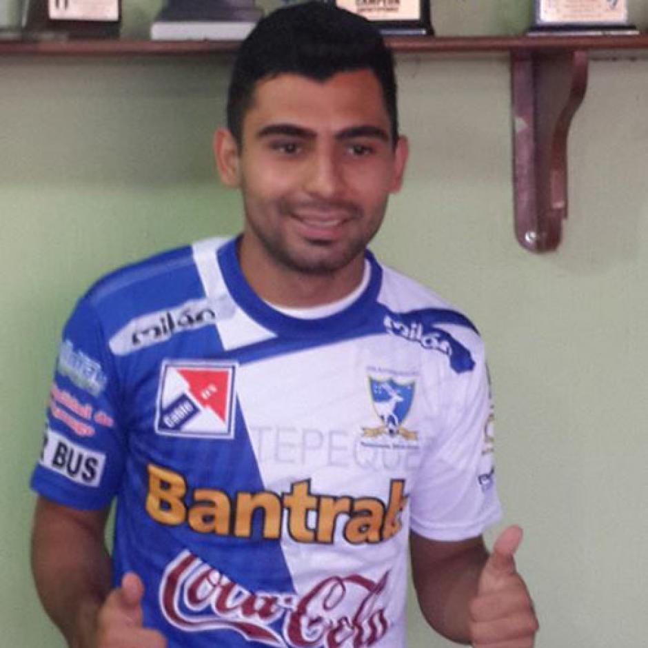 El mexicano Amaury Gabriel Escoto jugará en Guatemala con el campeón Suchitepéquez. (Foto: Archivo)