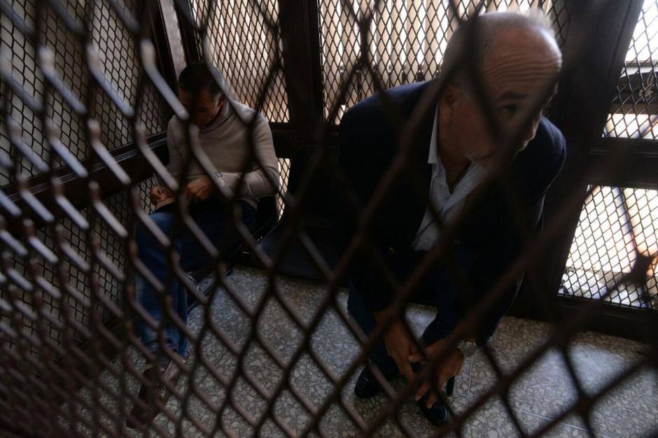 Juan de Dios Rodríguez es uno de los acusados en el juicio. (Foto: Wilder López/Soy502)