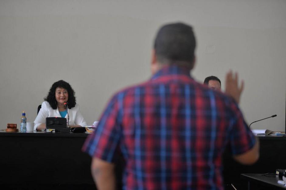 El debate oral y público se inició este lunes 28 de marzo. (Foto: Wilder López/Soy502)