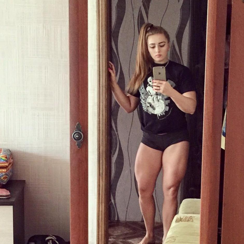 Julia es de ascendencia rusa. (Foto: Facebook/Julia Vins)