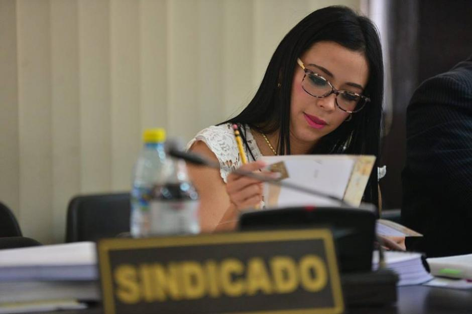 El juicio en su contra continúa y este martes hubo una declaración de testigo. (Foto: Wilder López/Soy502)