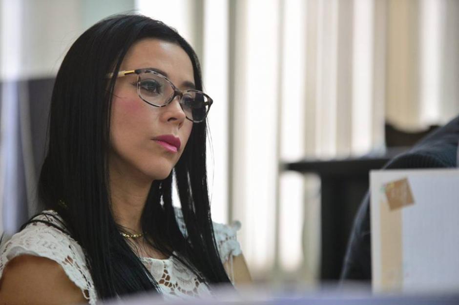 Julia Maldonado es acusada por la malversación de más de 3.2 millones de quetzales. (Foto: Wilder López/Soy502)