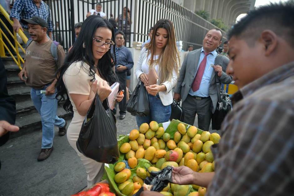 La exdiputada fue absuelta del delito de peculado. (Foto: Wilder López/Soy502)