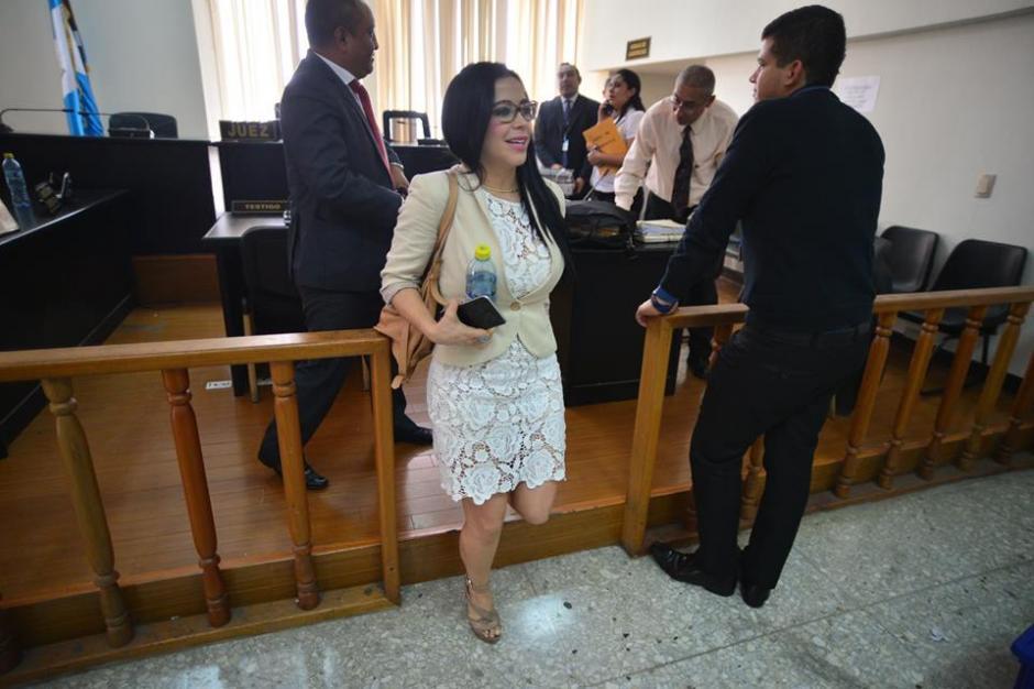 Maldonado es acusada por malversar fondos de Conjuve en 2009. (Foto: Wilder López/Soy502)
