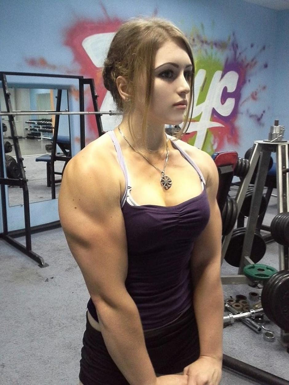 Julia lleva una dura rutina de entrenamiento. (Foto: Facebook/Julia Vins)
