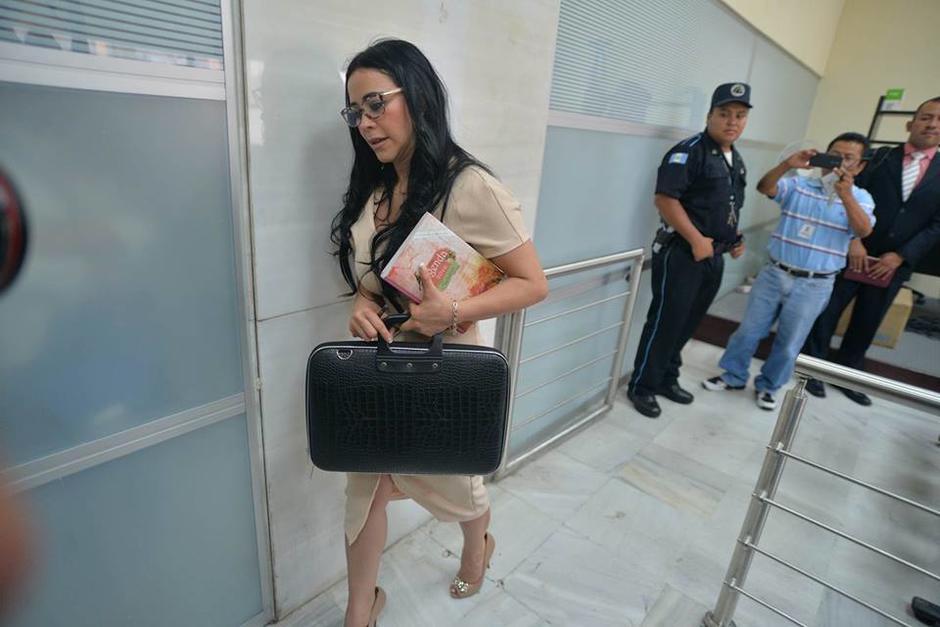 """Dijo que no guarda rencor a quienes la atacaron de ladrona"""". (Foto: Wilder López/Soy502)"""