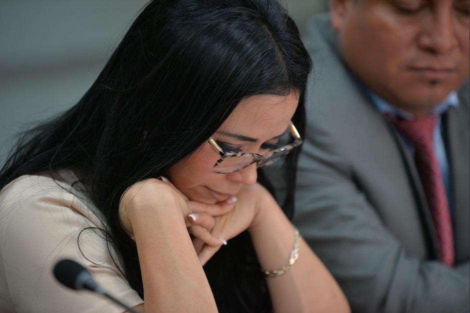La exdiputada Julia Maldonado fue acusada por MP del delito de peculado pero ha sido absuelta en dos instancias. (Foto: Archivo/Soy502)