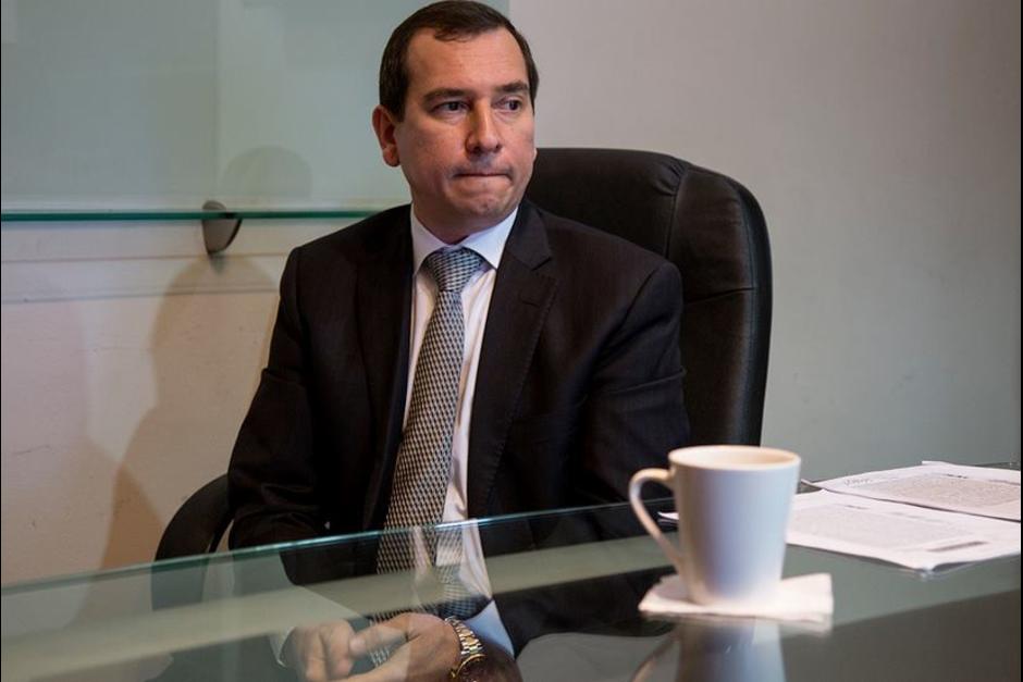 Julio Aldana era un alto ejecutivo, encargado de una cartera de clientes especiales. (Foto: Archivo)