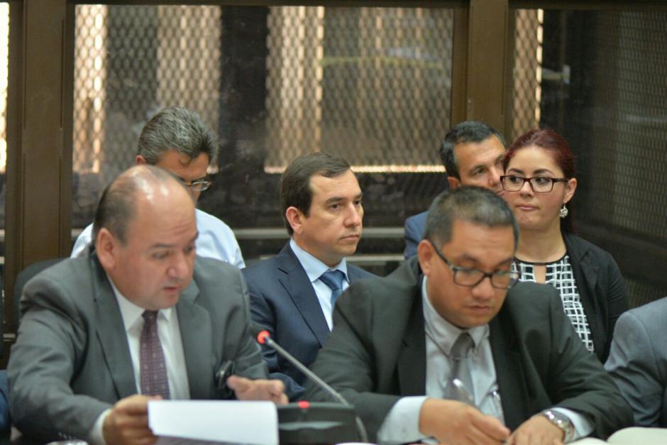 """Julio Aldana, el """"banquero"""" de Roxana Baldetti fue enviado al Mariscal Zavala. (Foto: Wilder López/Soy502)"""