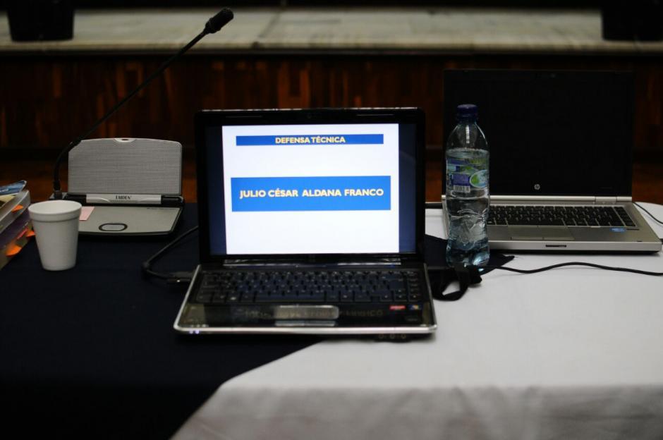 El abogado de Aldana señaló que Baldetti era accionista de la empresa Proinver. (Foto: Alejandro Balán/Soy502)