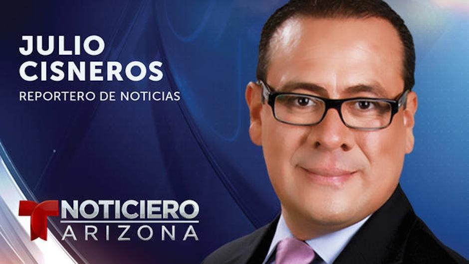 Julio Cisneros es un #Orgullo502. (Foto: Telemundo Arizona)