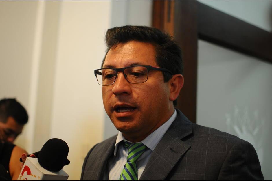 Julio López Villatoro renunció a su curul en 2016. (Foto: Archivo/Soy502)