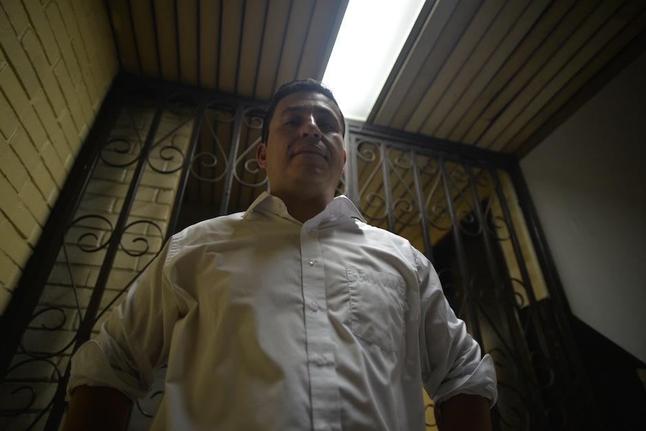 Prado mira casos de alto impacto como La Línea y Cooptación del Estado. (Foto: Wilder López/Soy502)