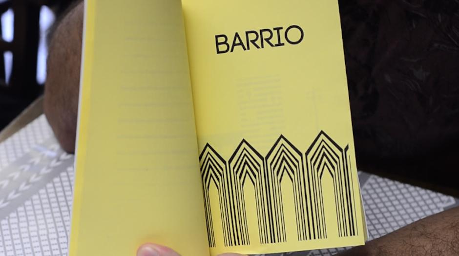 El libro se presenta en La casa de Cervantes. (Foto: Selene Mejía/Soy502)