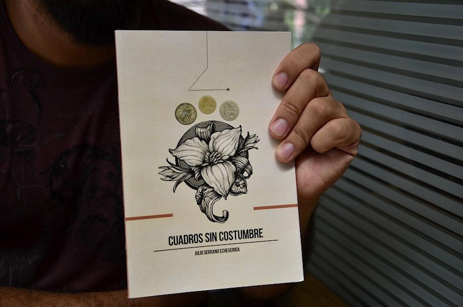 """""""Cuadros sin costumbre"""" encierra la mirada de un peatón. (Foto: Selene Mejía/Soy502)"""