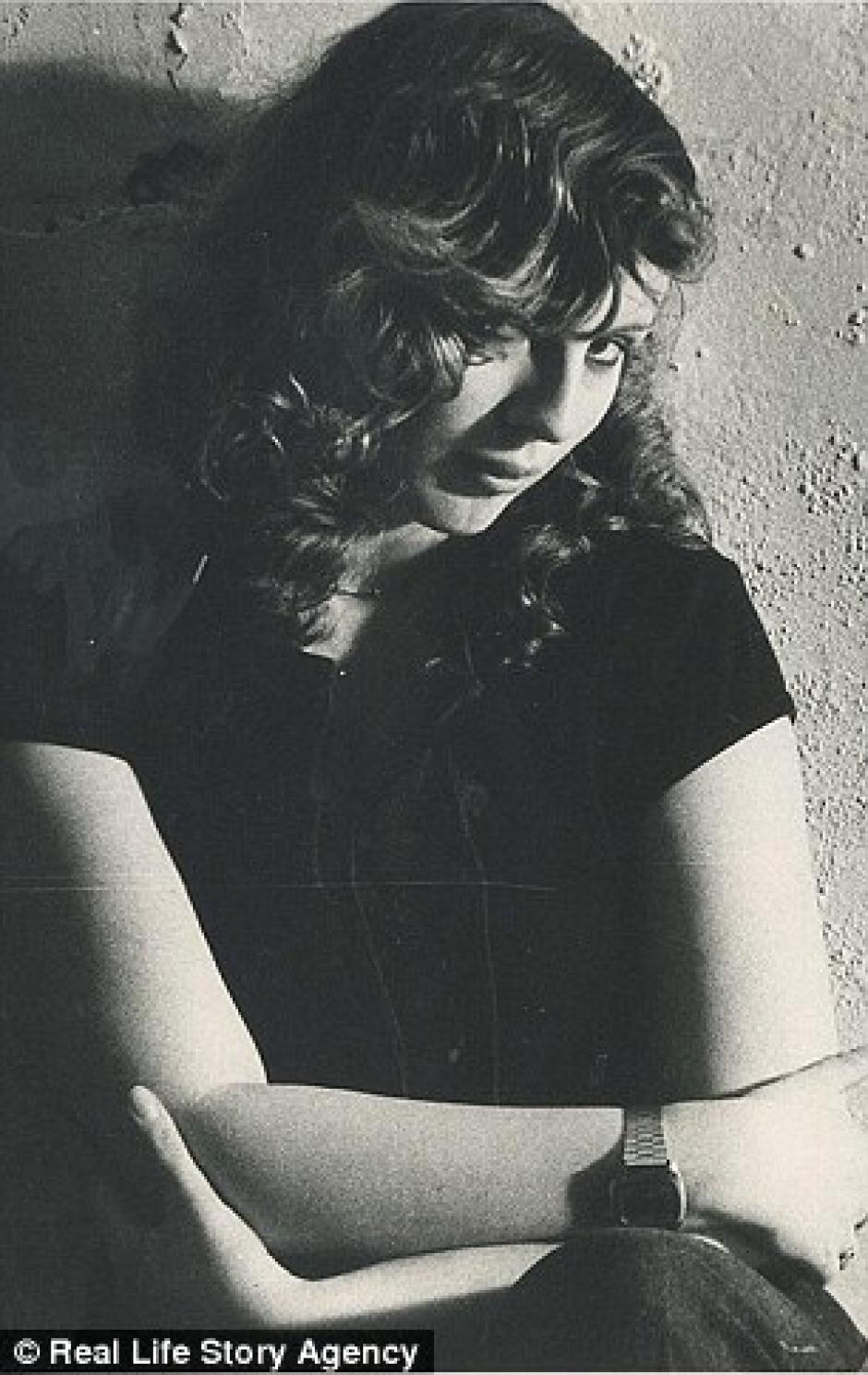 Una imagen de Smith de cuando tenía 20 años. (Foto: Daily Mail)