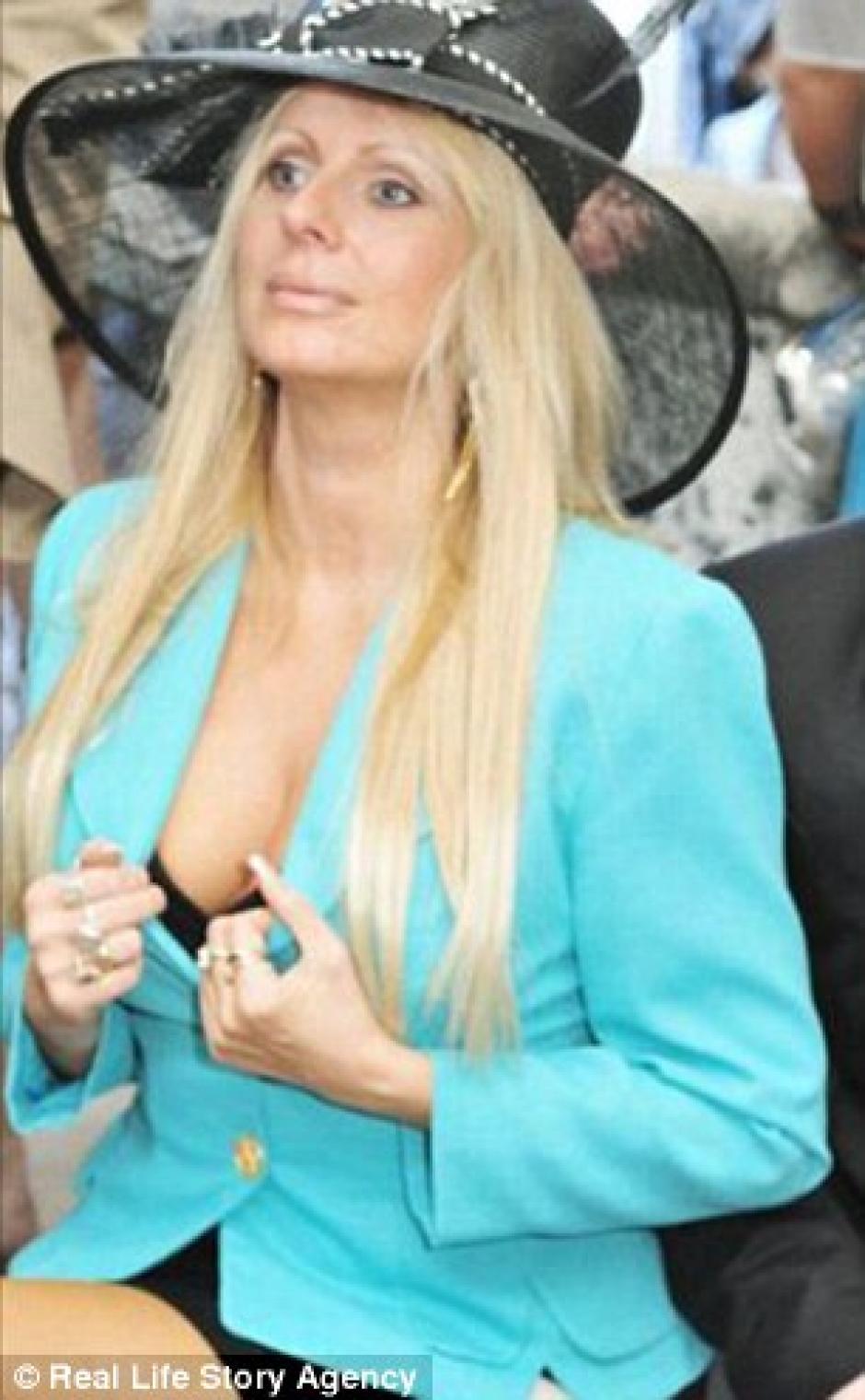 """Smith es conocida como la """"Reina Cougar"""". (Foto: Daily Mail)"""