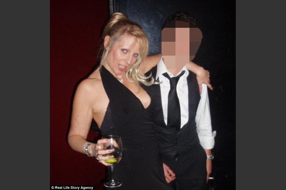 Juney Smith es una empresaria de 52 años de edad. (Foto: Daily Mail)